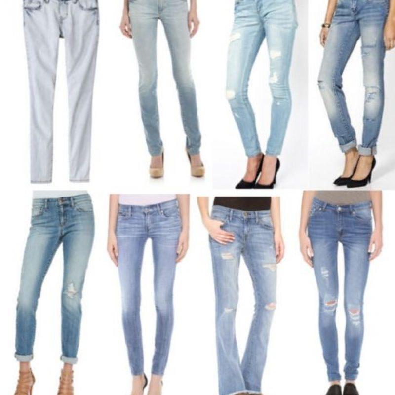 """Pero que volvió este año con los """"mom jeans"""". Foto:vía eBay"""