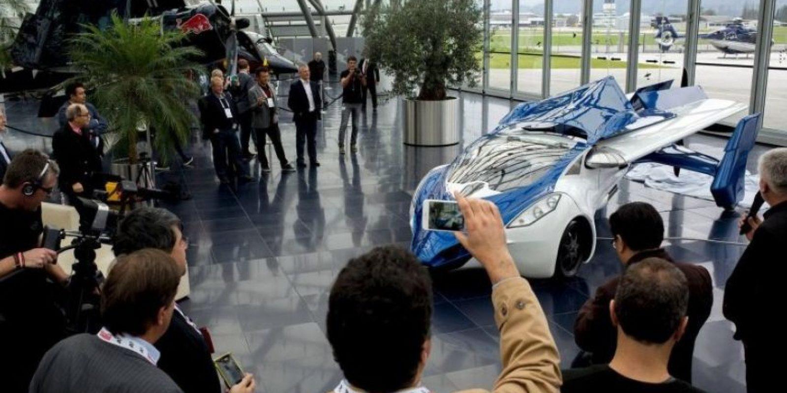Foto:Vía Facebook.com/aeromobilcom