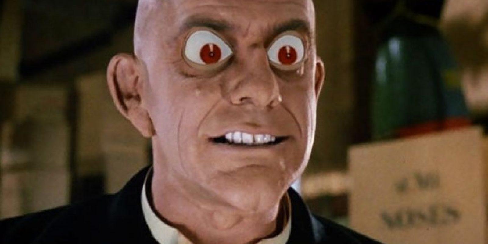"""En 1998 le dio vida al """"Juez Doom"""", en la película """"¿Quién engañó a Roger Rabbit?"""" Foto:Touchstone Pictures"""