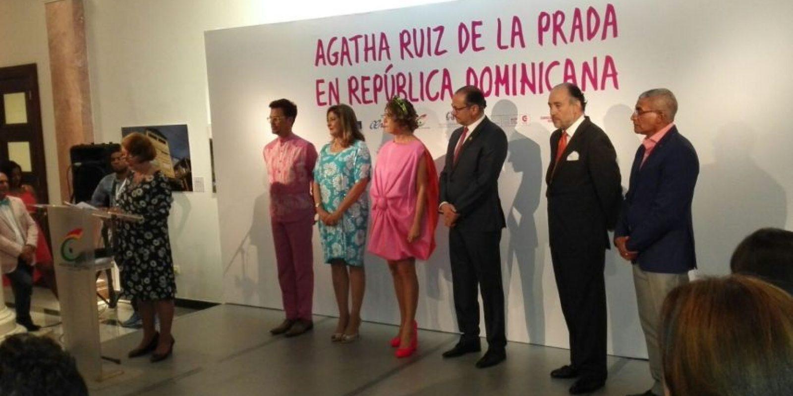 Inicio del evento con la presencia del ministro de Cultura, José Antonio Rodríguez Foto:Ana Licia de Jesús