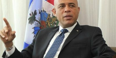 Michel Martelly volverá al canto tras expirar su mandato en febrero