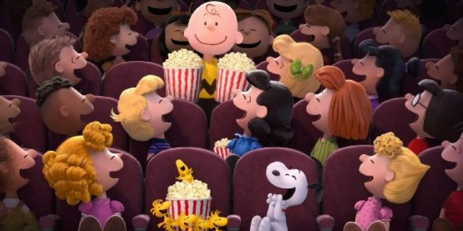 El estreno de la película tiene como objetivo celebrar los 65 años de la tira cómica Foto:IMDb