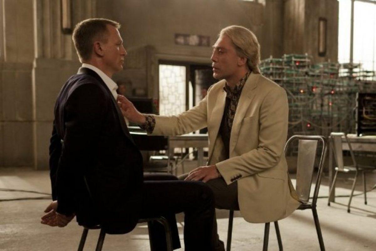 El filme cuenta con la participación de Daniel Caig, quien vuelve a interpretar al famoso agente secreto Foto:IMDb