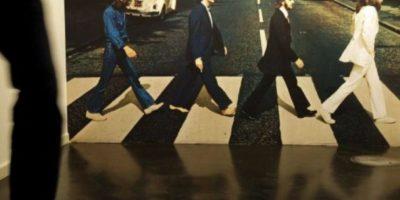 2. Con música de los Beatles Foto:Getty Images