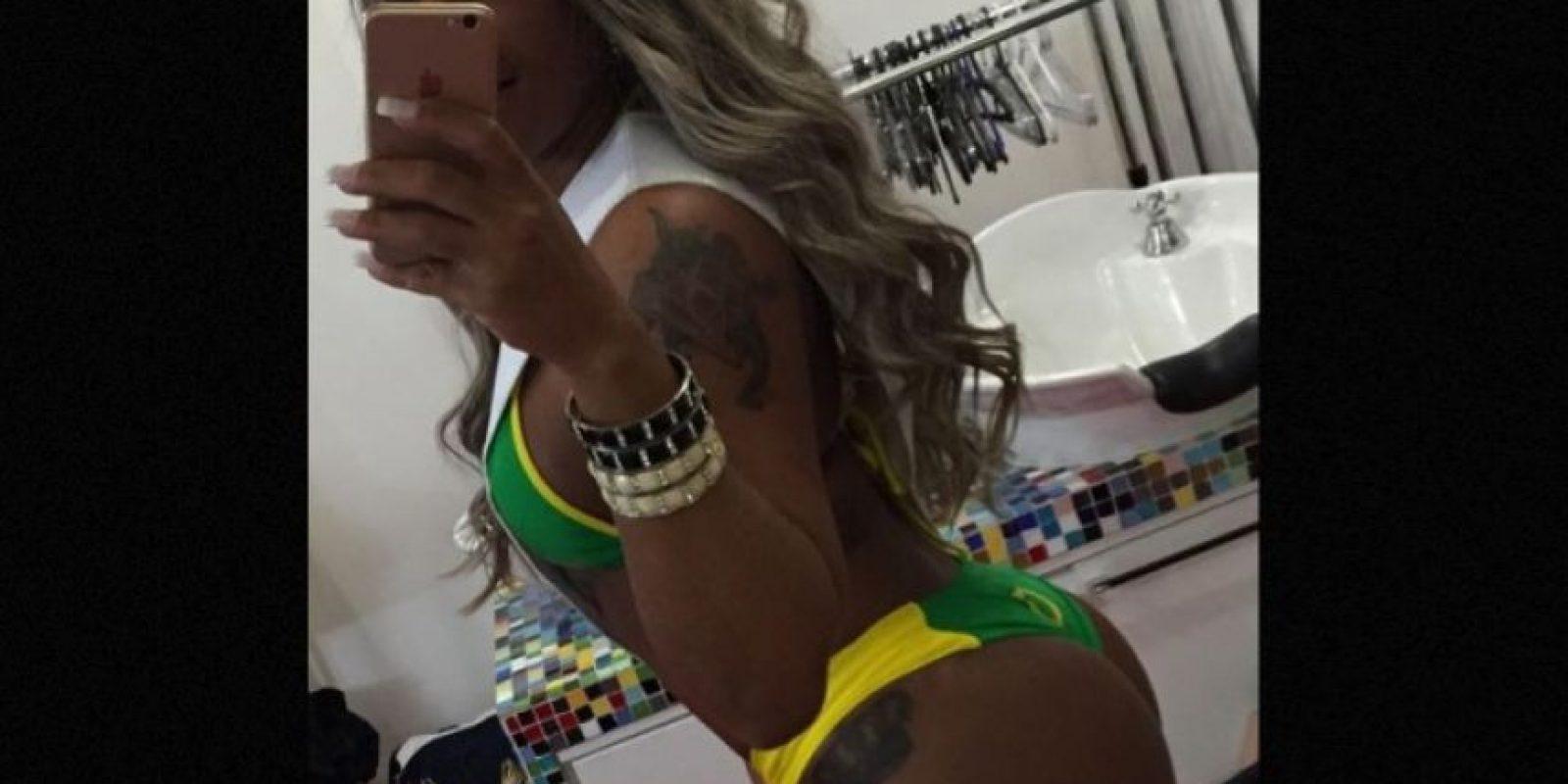 Daiana Nogueira de Sergipe Foto:Instagram/ daiananogueiraoficial