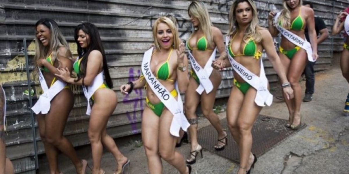 Conozcan a las 15 finalistas de Miss BumBum 2015