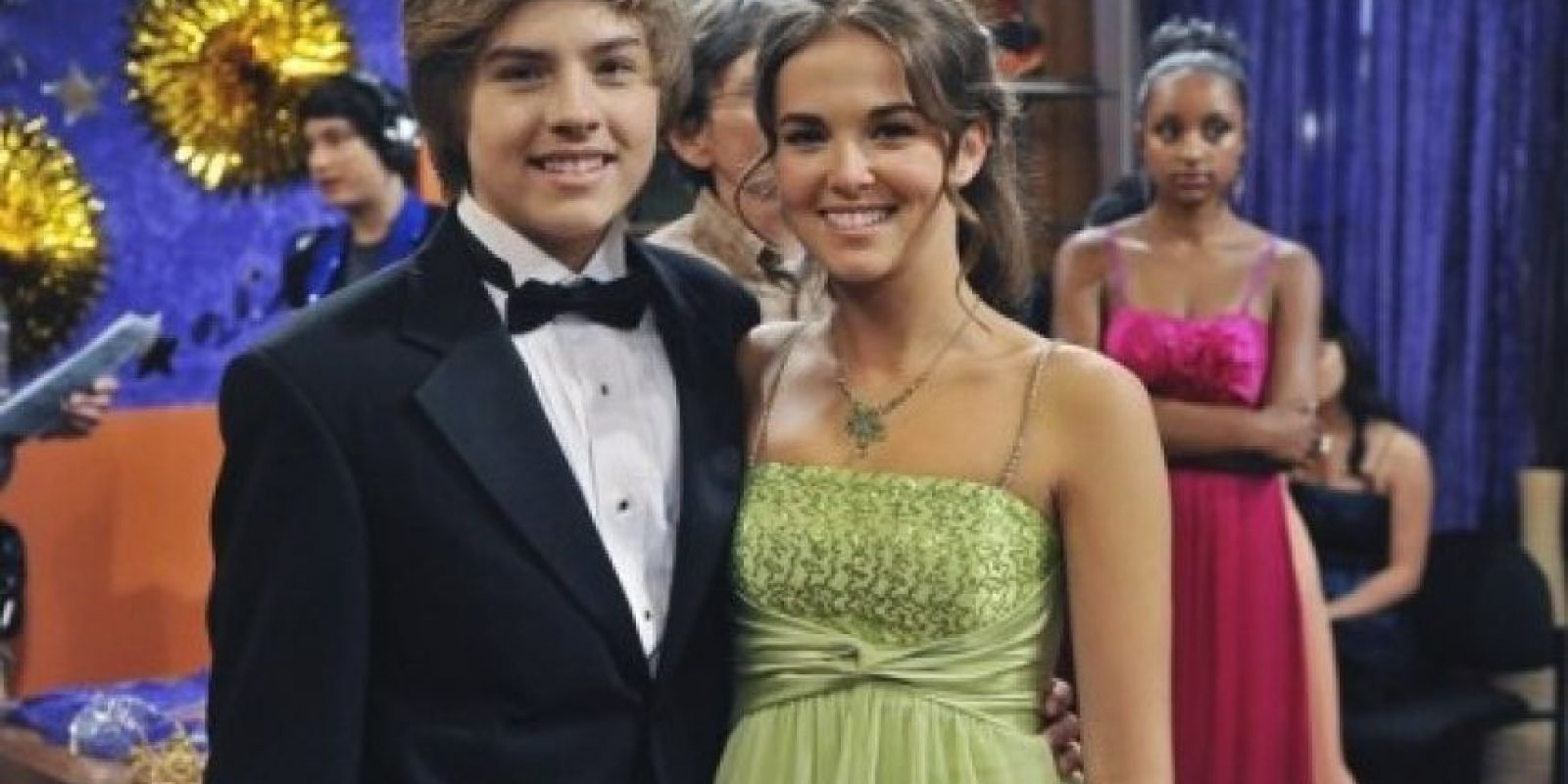 """Inició su carrera en la serie de Disney Channel, """"Zack y Cody"""". Foto:vía instagram.com/zoeydeutch"""