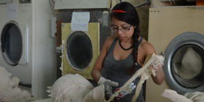 Muy artístico y artesanal Foto:Carmen Ortega