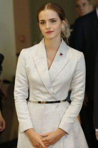 4. Watson fue nombrada Embajadora de Buena Voluntad de ONU Mujeres en 2014. Foto:Getty Images