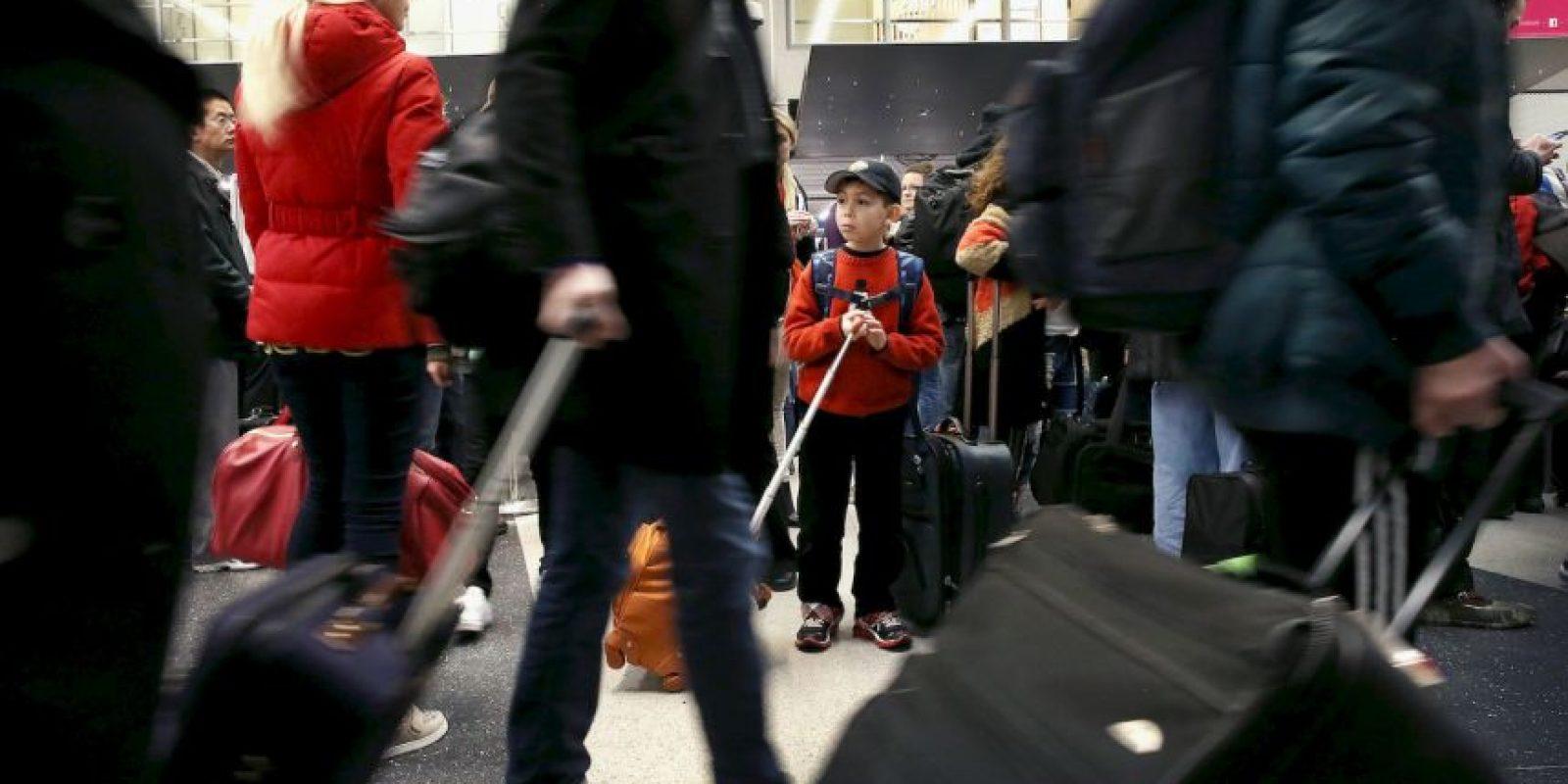8. Se estima que el desvío del avión tuvo un costo de 33 mil dólares. Foto:Getty Images