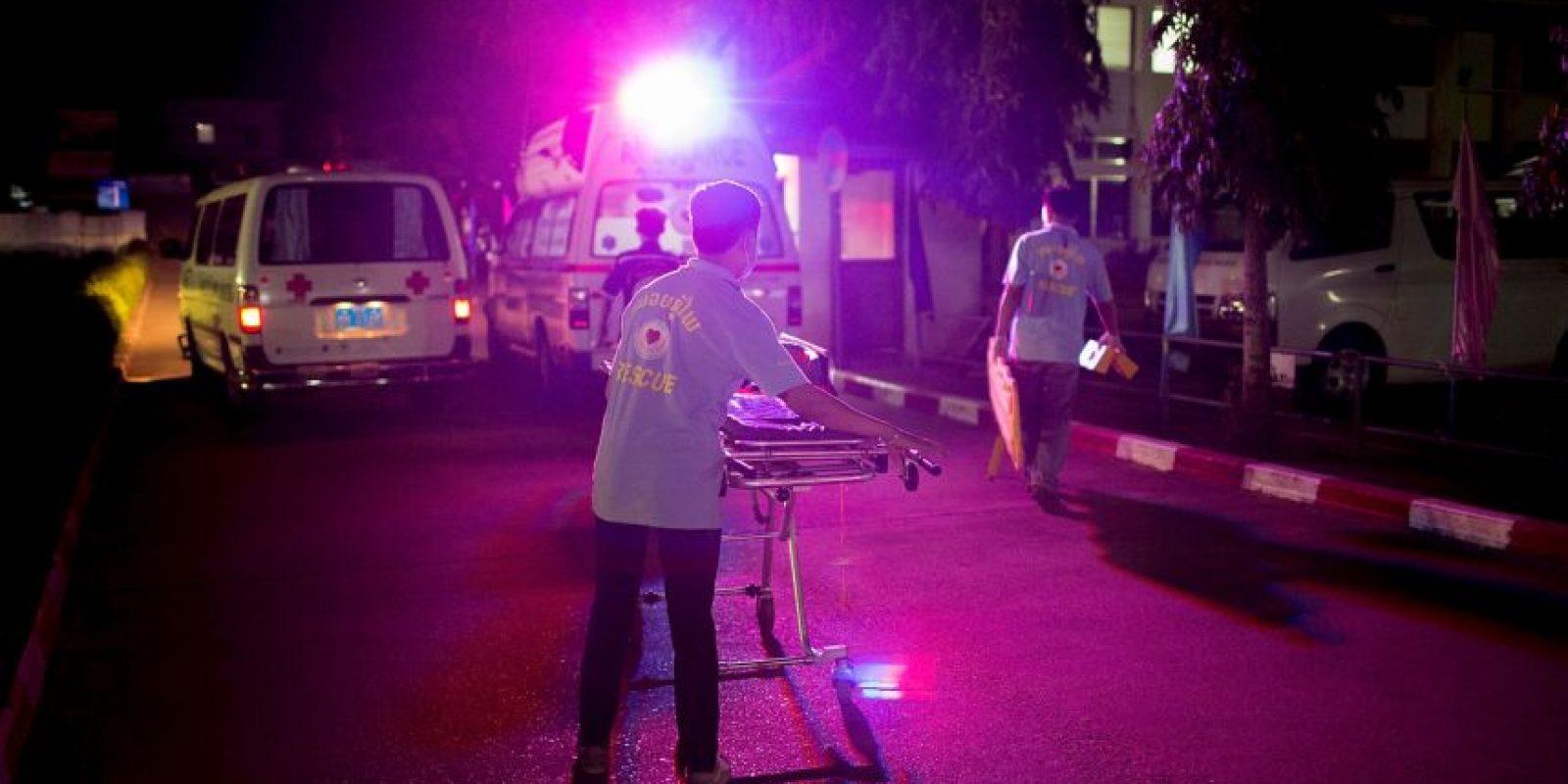 Además de tener la tasa más alta de muertos por accidentes viales en América Latina. Foto:Getty Images