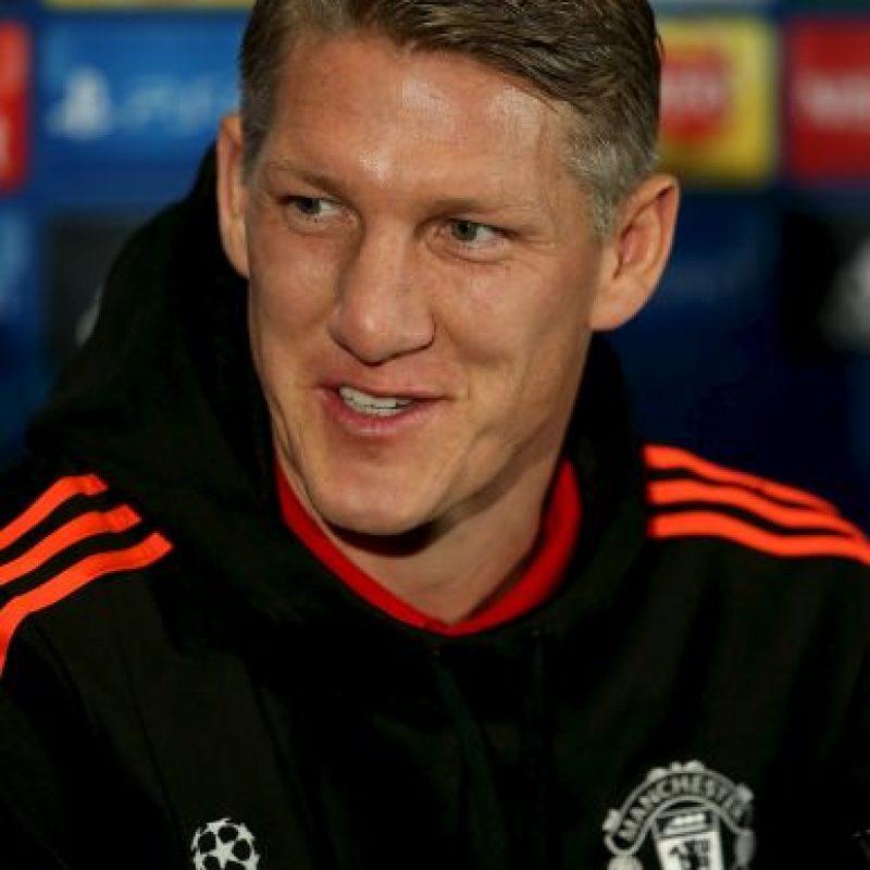 En 2015-2016 llegó al Manchester United a petición de Louis Van Gaal. Foto:Getty Images