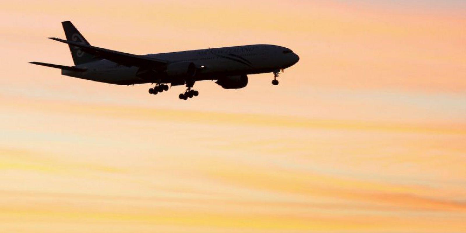 3. La tripulación la ayudó a traer a su hija al mundo. Foto:Getty Images