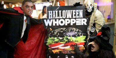 Para los amantes de las hamburguesas