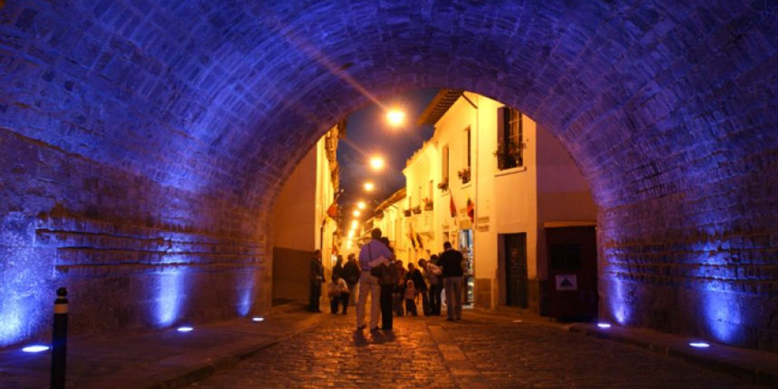 La calle la Ronda ubicada cerca del centro de la ciudad muestra su encanto junto a sus casas coloniales. Foto:Vía Flickr