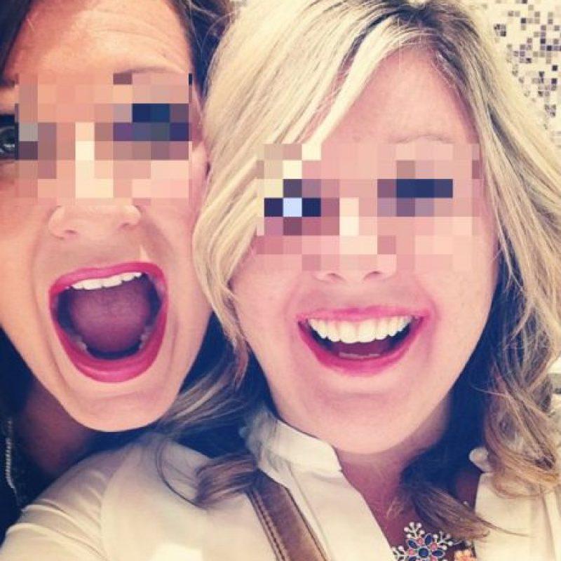 Cuando parecen haberse pasado de la raya… Foto:Vía Instagram/#LipstickFail