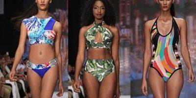 Swimwear presenta colección otoño-invierno de trajes de baño en Dominicana Moda