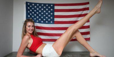Fotos: Esta mujer tiene las piernas más increíblemente largas del mundo