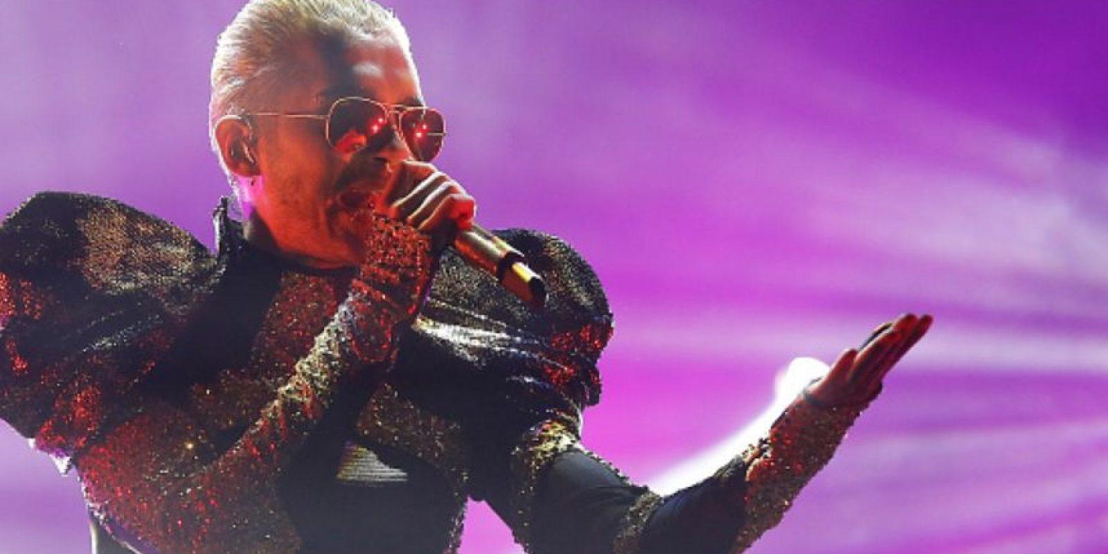 """Estuvo con su hermano Tom en """"Alemania busca su superestrella"""". Foto:vía Facebook/Tokio Hotel"""