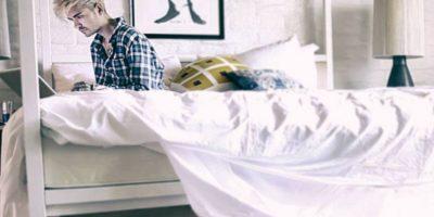 Estuvo colaborando con PETA. Foto:vía Facebook/Tokio Hotel