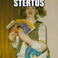 """Ermahgerd Gersberms"" es el meme de la chica nerd que popularizó Maggie Goldenberger. Foto:vía Meme Generator"