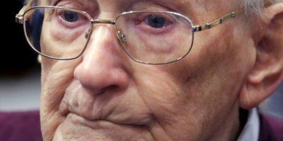 Todo por lo que hizo en el régimen. Foto:vía AP