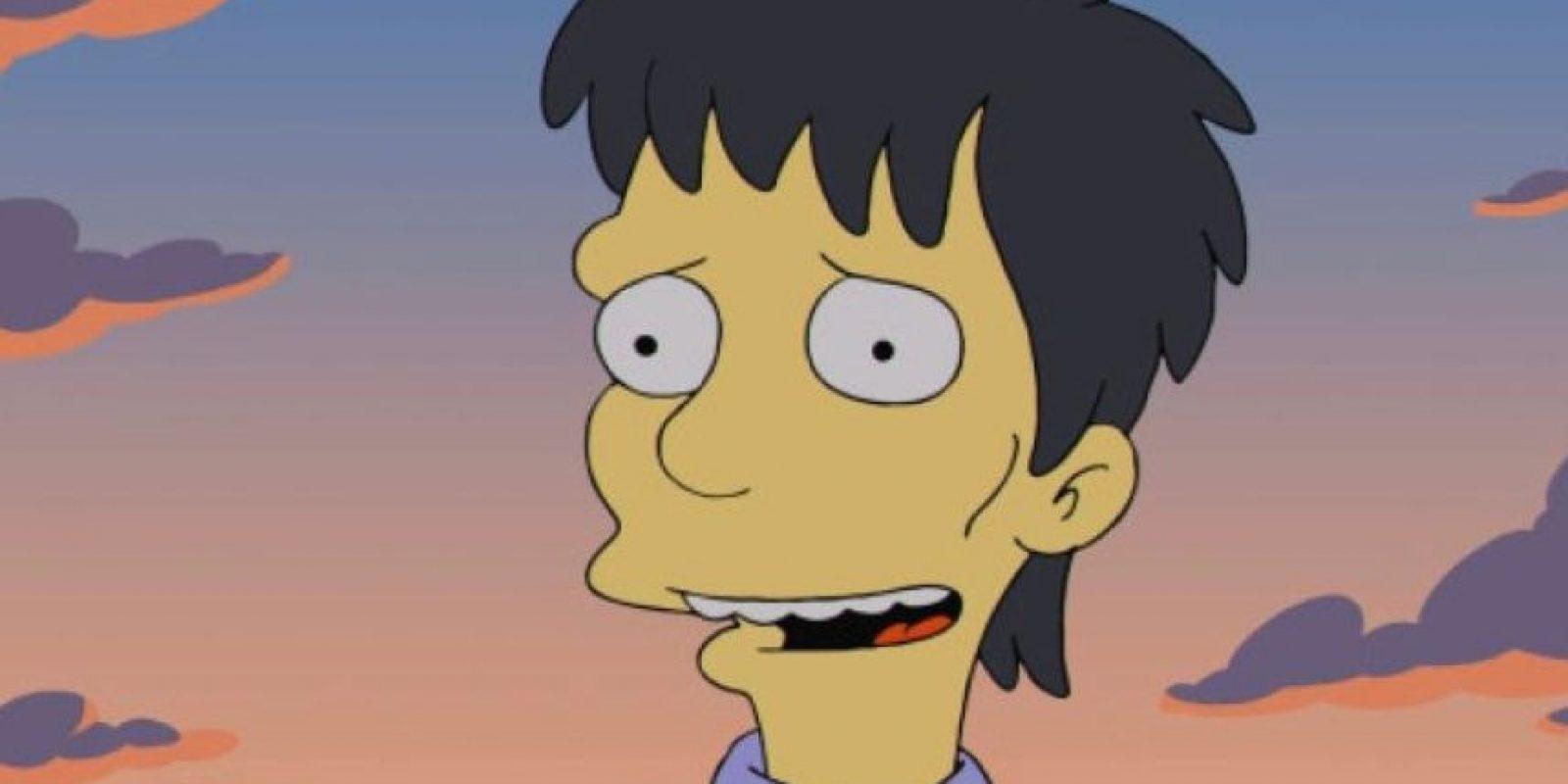 """Diggs en """"Los Simpson"""" Foto:FOX"""