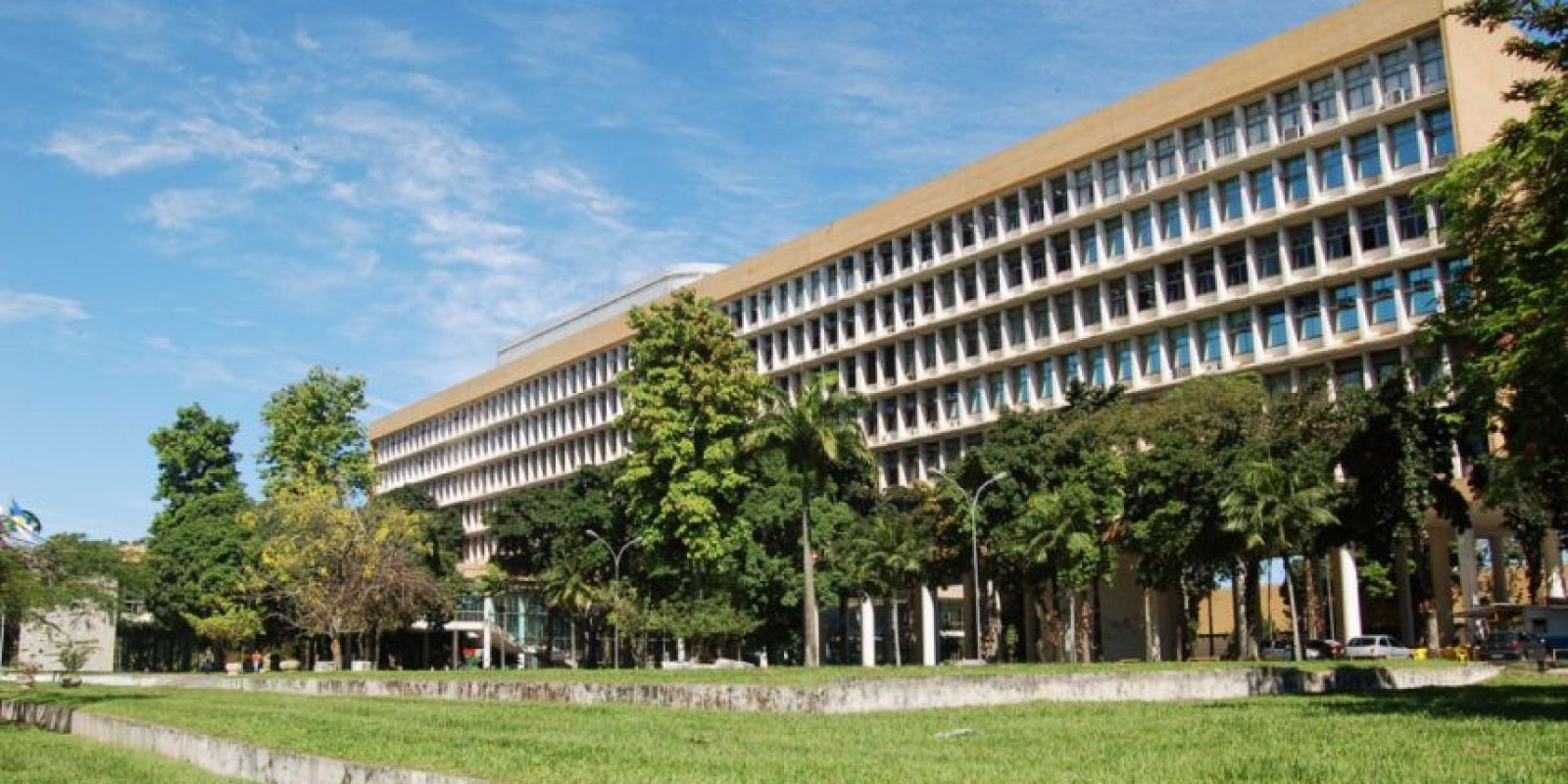 5. Universidad Federal de Río de Janeiro, en Brasil Foto:Vía Wikipedia Commons