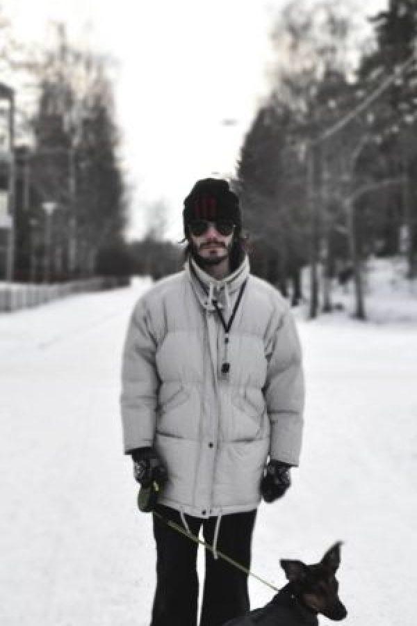 Vive en Finlandia. Es escritor, poeta y activista. Se pronunció al respecto en su portal. Foto:vía Facebook/Daniel Malpica