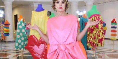 Inauguran exposición retrospectiva de Agatha Ruiz de la Prada