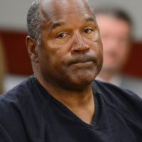 O.J. Simpson en la actualidad Foto: Getty Images