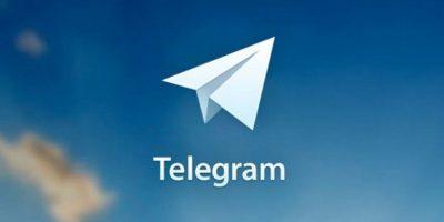 5- Telegram. Foto:Telegram