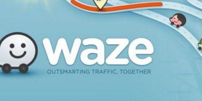 4- Waze. Foto:Waze
