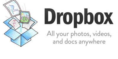 11- Dropbox. Foto:Dropbox