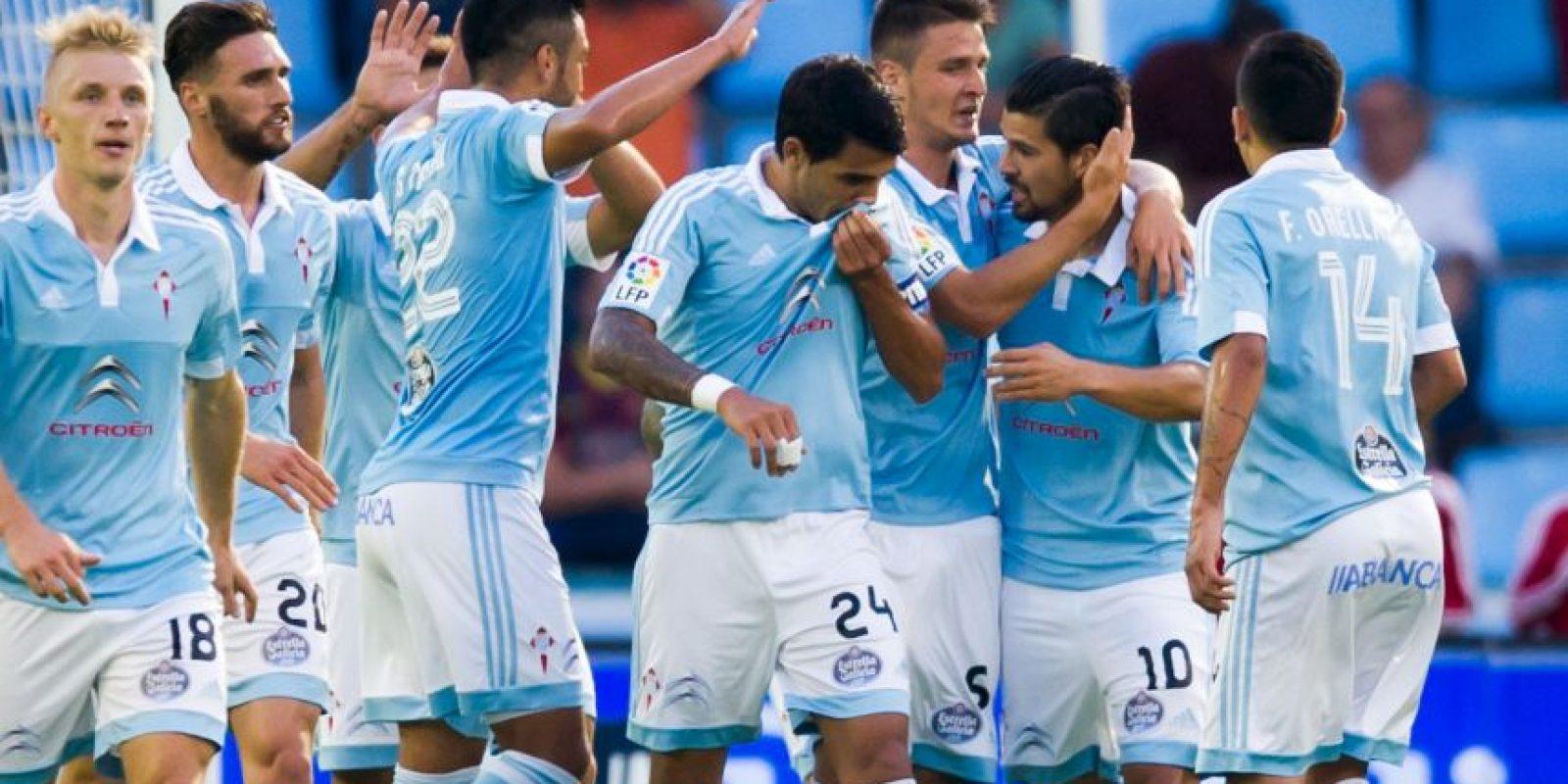 LIGA BBVA: Celta de Vigo (2) vs. Real Madrid (1) en Balaídos Foto:Getty Images