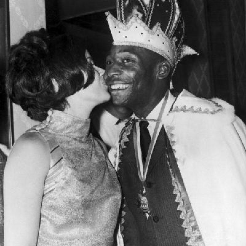 """""""Lo que hizo la diferencia en mi caso fueron la educación y la base familiar. Por eso Pelé nunca estuvo envuelto en escándalos"""". Foto:Getty Images"""