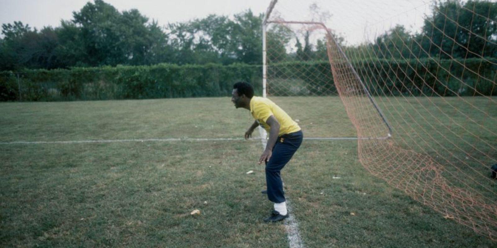 Nunca habrá otro Pelé. Mi padre y mi madre cerraron la fábrica y rompieron el molde, Soy único e irrepetible. Foto:Getty Images