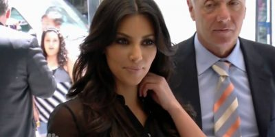 """En 2010, Kim Kardashian apareció en el reality show que conducía Donald Trump, """"The Apprentice"""". Foto:vía YouTube"""