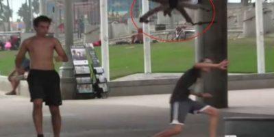 Video: Broma de enorme araña podría ser lo más cruel que vean durante el día