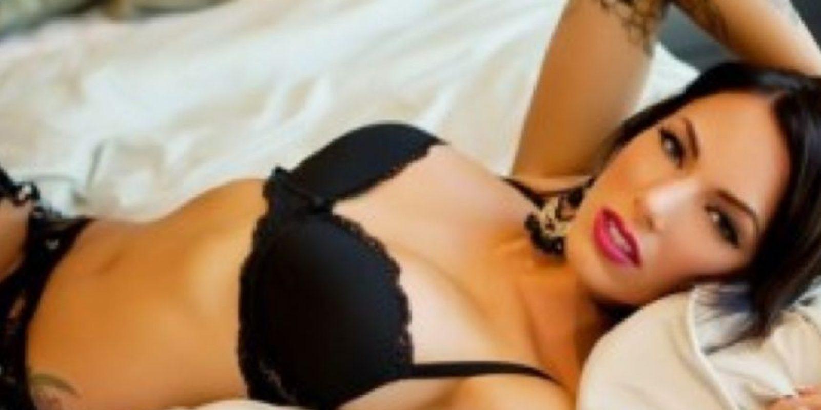 Juelz Ventura es una actriz porno brasilera radicada en Estados Unidos. Foto:vía Brazzers