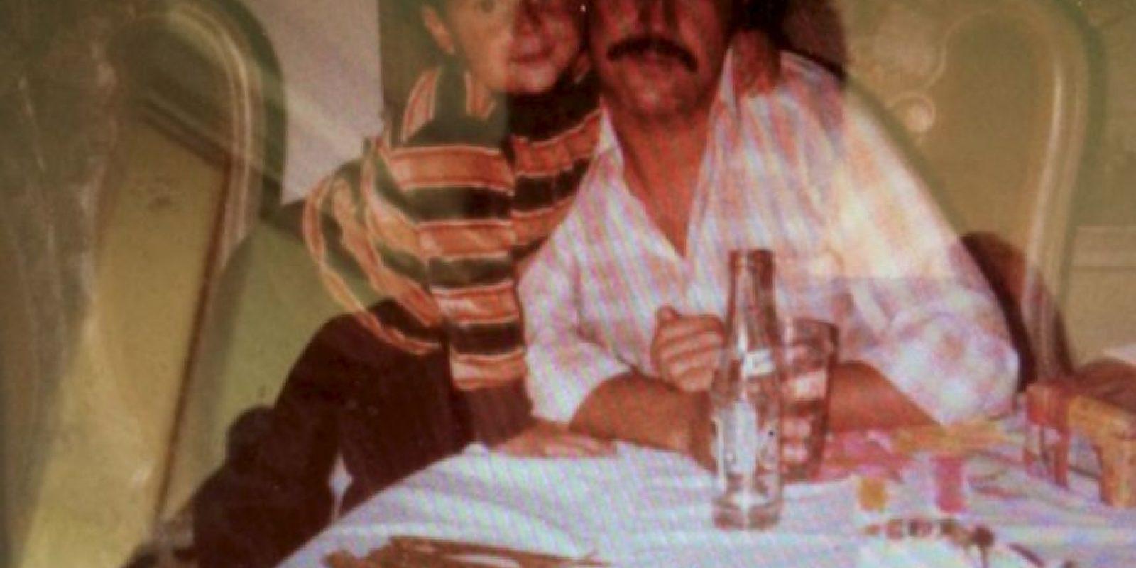 Sebastián Marroquín creció en medio de los lujos que le prodigó su padre. En la Hacienda Nápoles habían pistas de karts y un zoológico. Foto:vía Facebook/Sebastián Marroquín