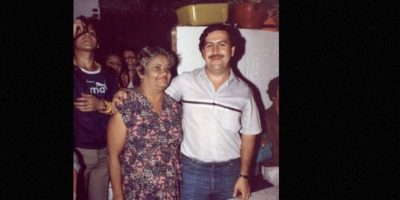 Pero no todo fue color de rosa para Juan Pablo, quien sabía lo que hizo su padre. Foto:vía Facebook/Sebastián Marroquín
