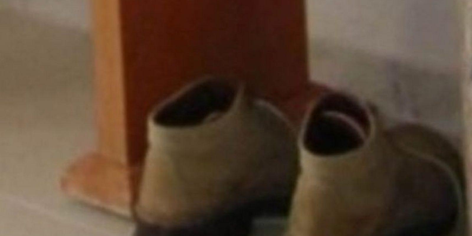 """La noticia fue difundida por """"The Chive"""", un sitio que comparte notas virales que resultan no ser ciertas, tal como la familia que encontró 50 mil dólares en una caja fuerte debajo del piso. Foto:Snapchat"""