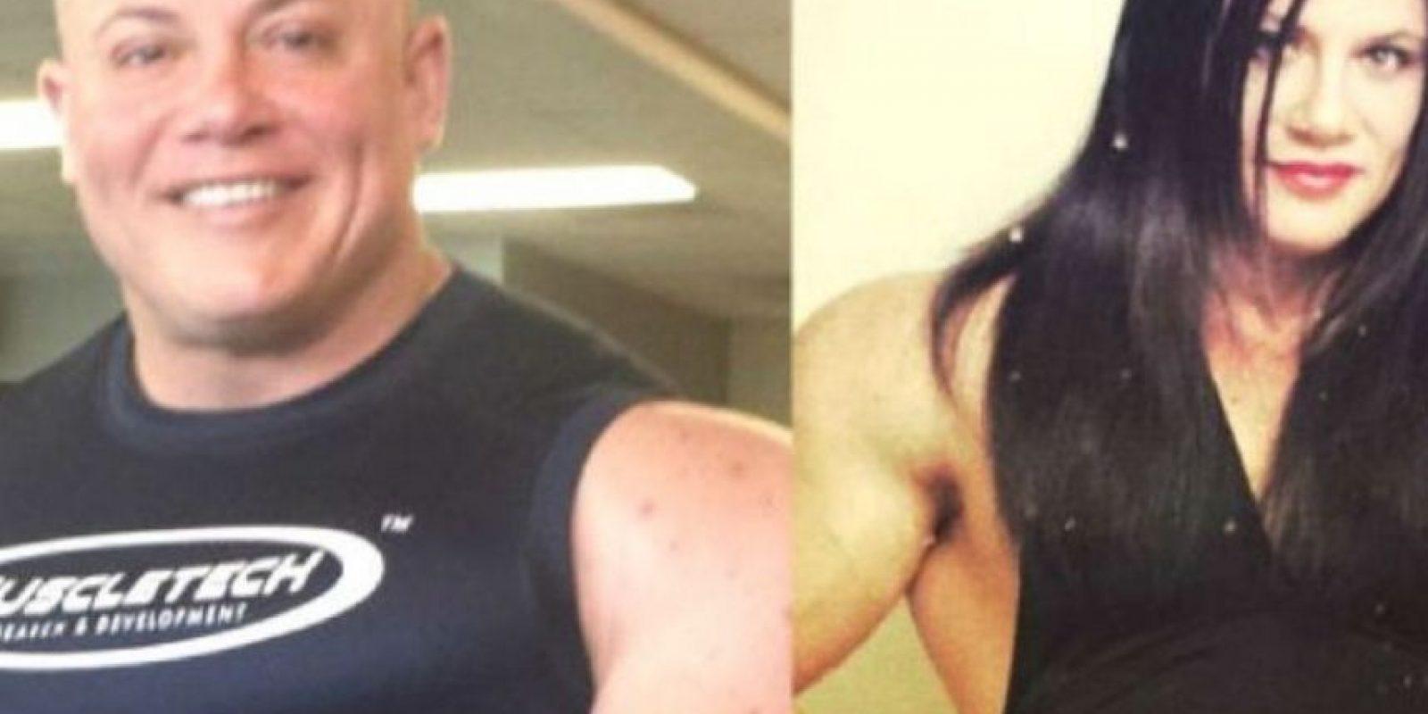 El exlevantador de pesas y también fisicoculturista Matthew Kroczaleski –mejor conocido como Matt Kroc– se presentó en redes sociales con su nueva apariencia tras someterse a un cambio de sexo. Ahora es Janae Kroc. Foto:Vía Instagram/@mattkroc
