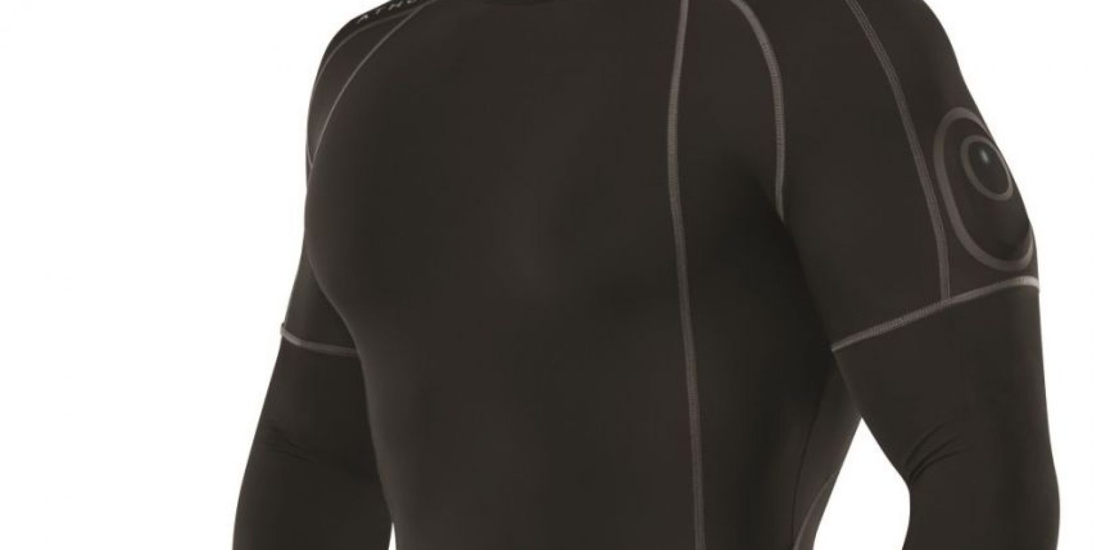 """Athos Apparel ¿Qué tal unas telas bonitas que trabajen tanto como tú? Athos Apparel es una marca deportiva """"inteligente"""" que cuenta con sensores especiales de recopilación de datos incrustados en la ropa. La tecnología portátil recopila estadísticas acerca de tus patrones de respiración, la actividad muscular y la frecuencia cardíaca. La gama de productos Athos incluye camisas, capris y shorts, que utilizan tejidos de compresión para reducir la fatiga del corredor y el dolor.En Liveathos.com, de US$99 a $198."""