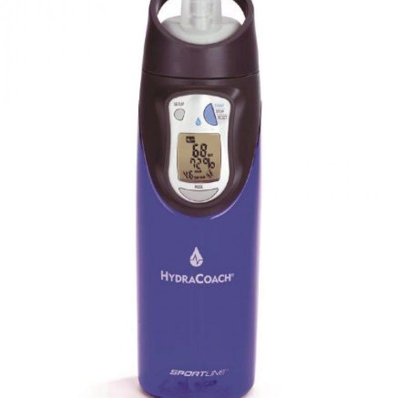 Hydracoach, botella de agua inteligenteMantenerse hidratado mientras corres es clave para un entrenamiento óptimo. Aquí hay un dispositivo que te dice cuándo lo necesitas. La botella Sportline HydraCoach puede calcular la hidratación exacta que necesitas, el seguimiento de tu consumo de líquidos en tiempo real, y te puede guiar durante todo el día. El concepto principal es motivar al usuario a lograr, aprender y luego mantener la hidratación correcta cada día. Amazon.com, US$22.72