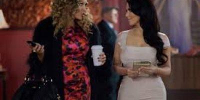 "En 2013, Kim Kardashian interpretó a ""Ava"" en la serie ""Temptation: Confessions of a Marriage Counselor"". Foto:IMDB"