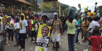 Comunidad internacional insta a los haitianos a evitar la violencia en las elecciones de mañana