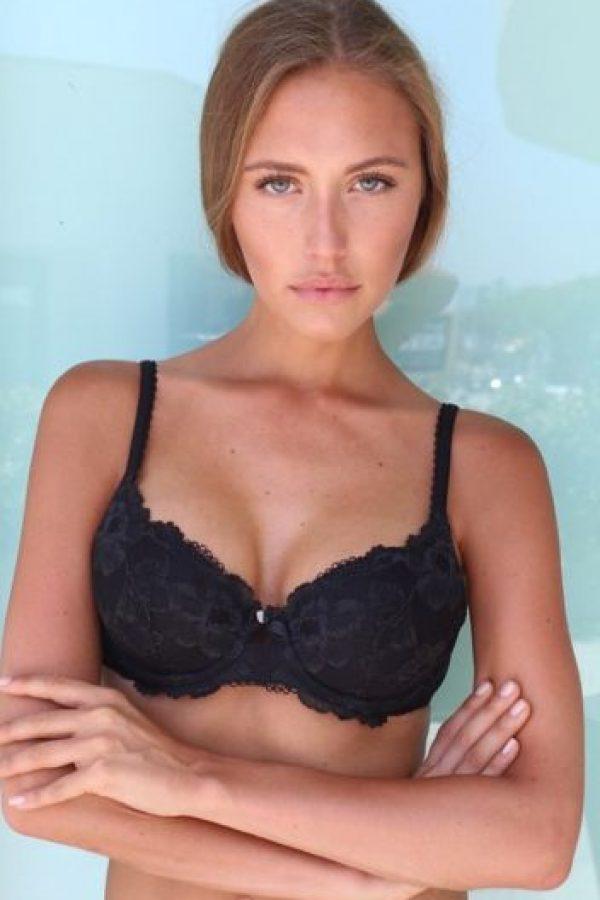 Tiene 26 años Foto:Vía instagram.com/alenagerber