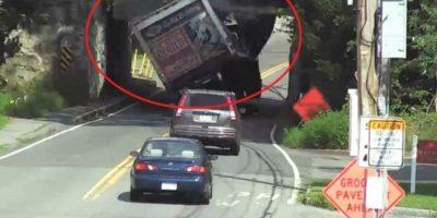 4. Siempre llevan puesto el cinturón de seguridad. Foto:Vía LiveLeak